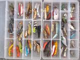 Big Lot Of Vintage & Modern Fishing Lures