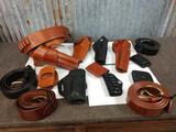 Gun Belts Holsters & More