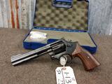 Smith & Wesson Model 017 10 Shot .22 Revolver