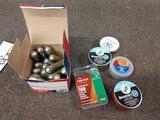 Crosman CO2 Cartridges & .177 Pellets