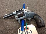 H&R Victor .22 Short Revolver