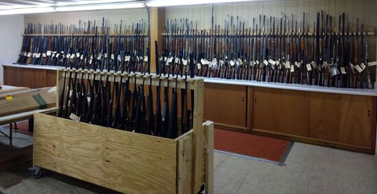Guns, Sporting Goods, Old West, & Native American