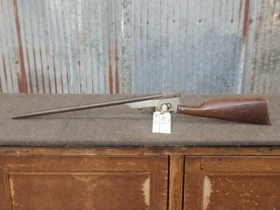Quackenbush .22 Single Shot Boy's Rifle