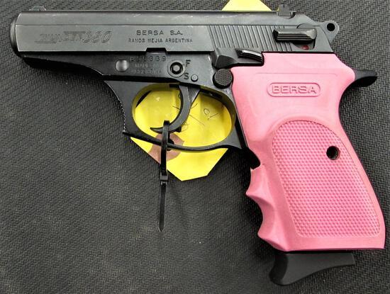 Bersa Thunder .380 Semi Auto Pistol
