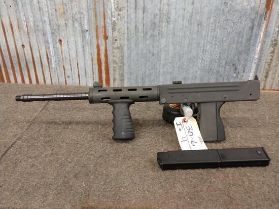 Cobray M11 9mm Semi Auto Pistol