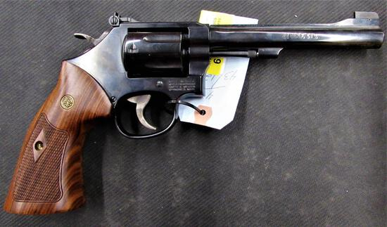 Smith & Wesson 48-7 .22 Mag Revolver