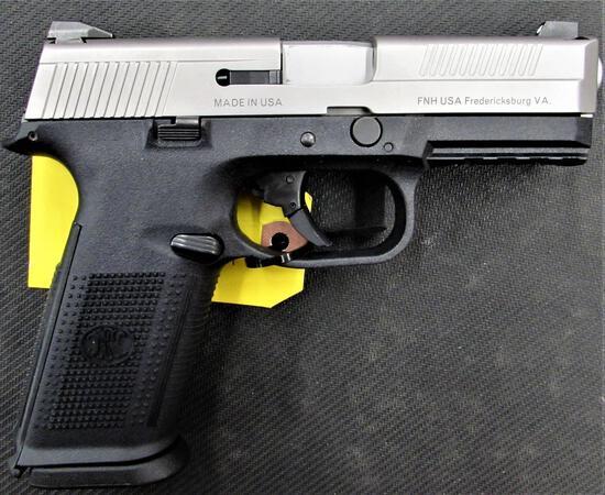 FNH FNS -40 .40 S&W Semi Auto Pistol