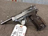 Walther P38 ac 41 9mm Semi Auto Pistol