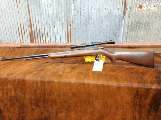 Winchester Model 72 .22 Bolt Action Rifle