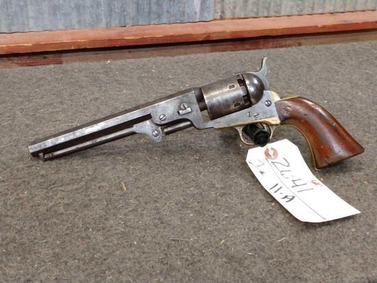 Colt 1851 Navy 36cal Black Powder Revolver