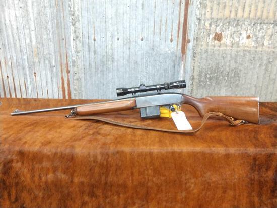 Remington Model 740 30-06 Semi Auto Rifle