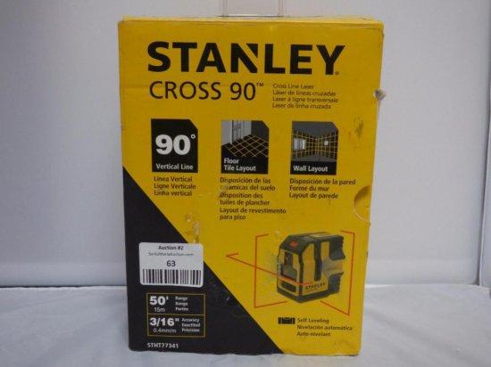 Stanley Cross 90 Laser