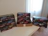 Lot of 8 NASCAR Die-Cast 2 Car Box Sets