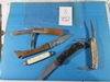 Lot of FIVE pocket knives