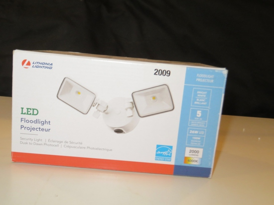 Lithonia LED Floodlight