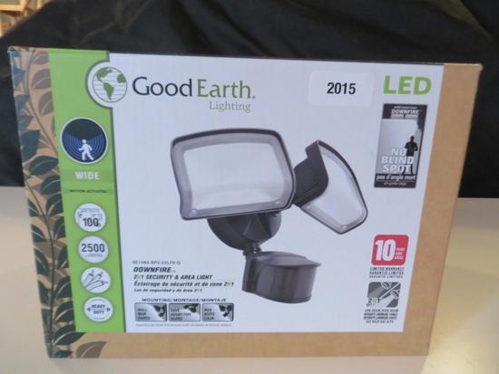 Good Earth LED Security Light