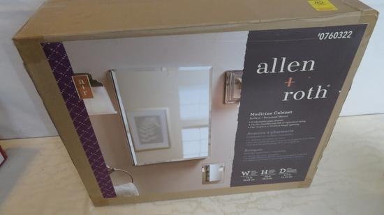 Allen & Roth Medicine Cabinet