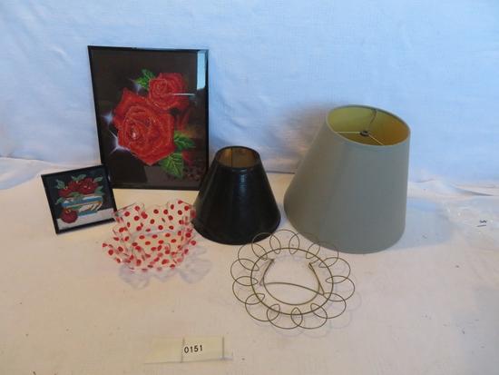 Lamp Shades & Decor