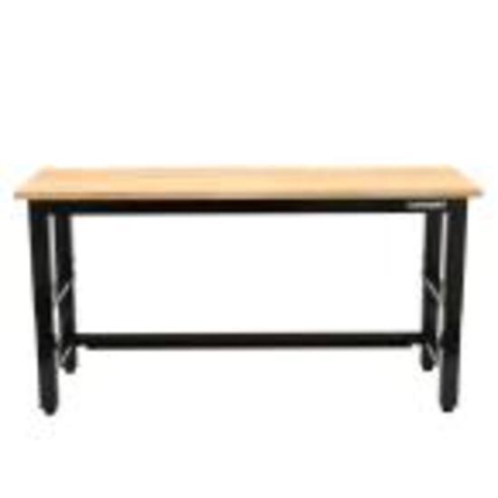 Husky Work Table w/ Adjustable Leg Height
