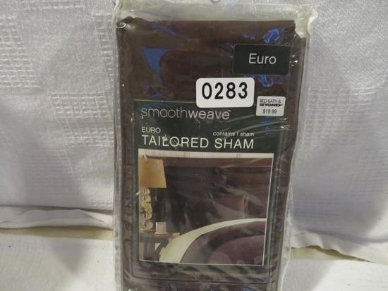 Smoothweave Euro Tailored Sham