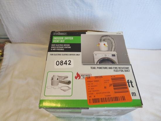 Everbilt Indoor Dryer Vent Kit