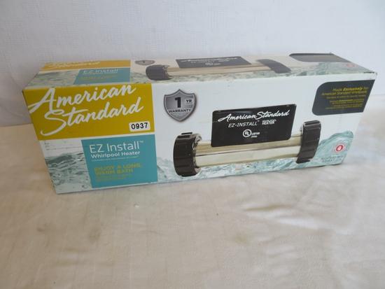 American Standard Whirlpool Heater