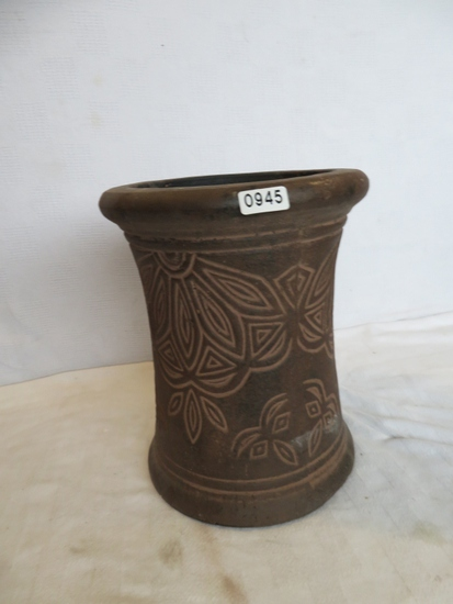 Clay Decorative Stand