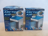 2 Artic Air Ultra Personal Space Coolers