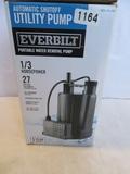 Everbilt Utility Pump