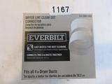 Everbilt Dryer Lint Cleanout Connector