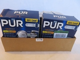 Lot of PUR Filters