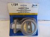 Johnson Pocket Door Privacy Lock