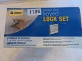 Clopay Keyed Lock Set