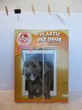 Ideal Pet Products Plastic Pet Door Super Large