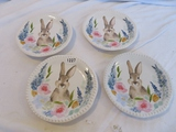 Lot of Easter Plates