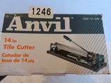 Anvil 14 in Tile Cutter
