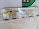 Nadia 4 Light Fixed Track Light