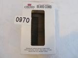 Cremo Beard Comb