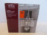 Home Decorators 3 Light Mini Chandelier