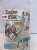 Turbo Flex Flexible Faucet Sprayer