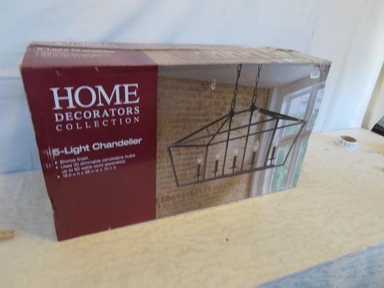 Home Decorators 5 Light Chandelier