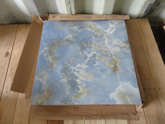 5 Pieces Selene Caspian Onyx Porcelain Tile