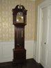 Ridgeway Mahogany Grandfather Clock