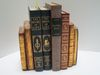 Misc. Books & Faux Book Bookends - Great Decorative Touch!