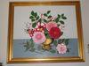 "Floral Still Life - Signed ""Stroud 88"""