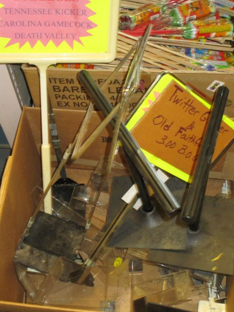 Onsite Auction - Office/ Wine Store Contents #1080