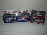 Lot - NASCAR Collectibles - Amoco Car #93 1.64 Scale, Lance Racing (Rodney Combs)