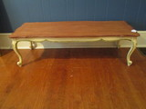 French Provincial Style Coffee Table - Some Nicks