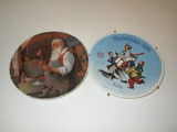Knowles Collector Plates - Norman Rockwell's