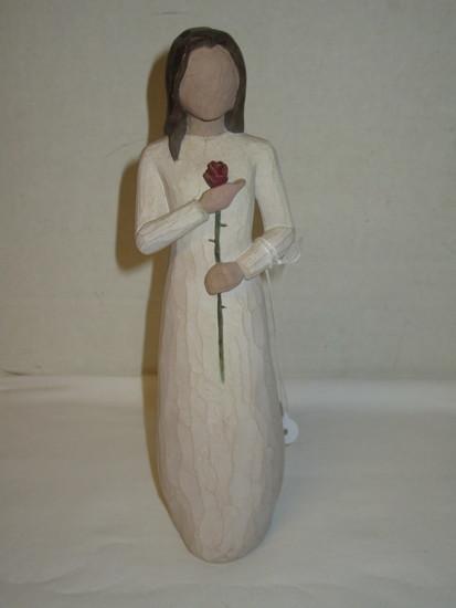 "Willow Tree Figurine - ""Love"" - 9"""